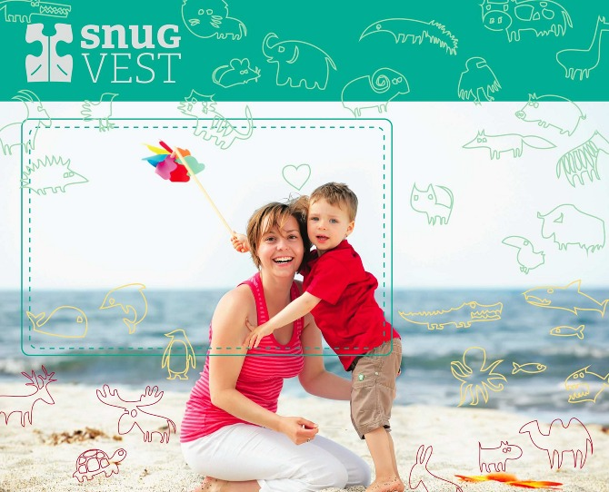 Развлечения матери и сына 3 фотография