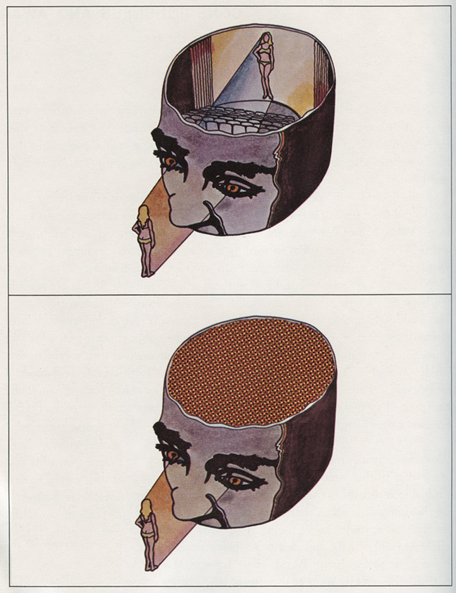 """Figure 13.1"" (Psychology Today, 1970) by Karl Nicholason"