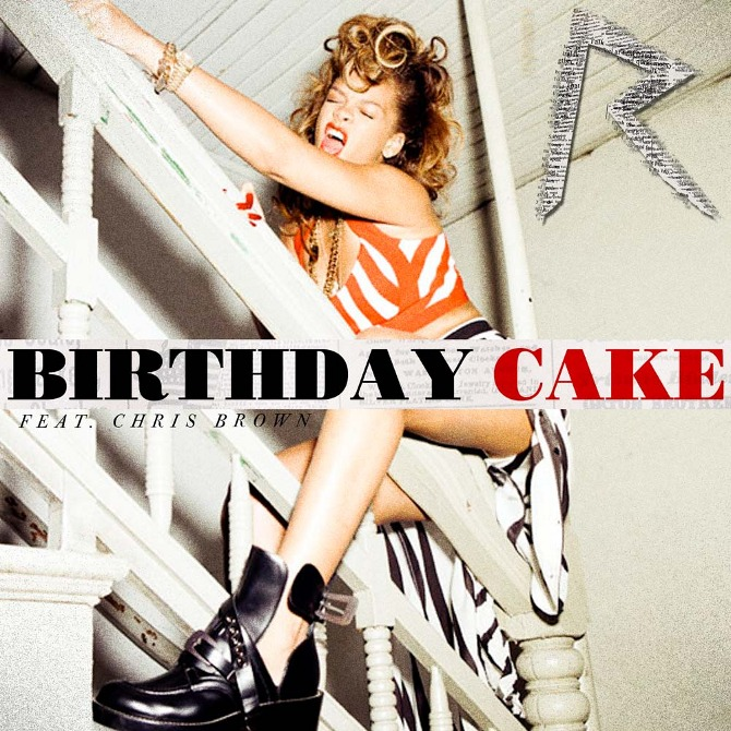 Birthday Cake Official Single Cover Leaks Two Years Later