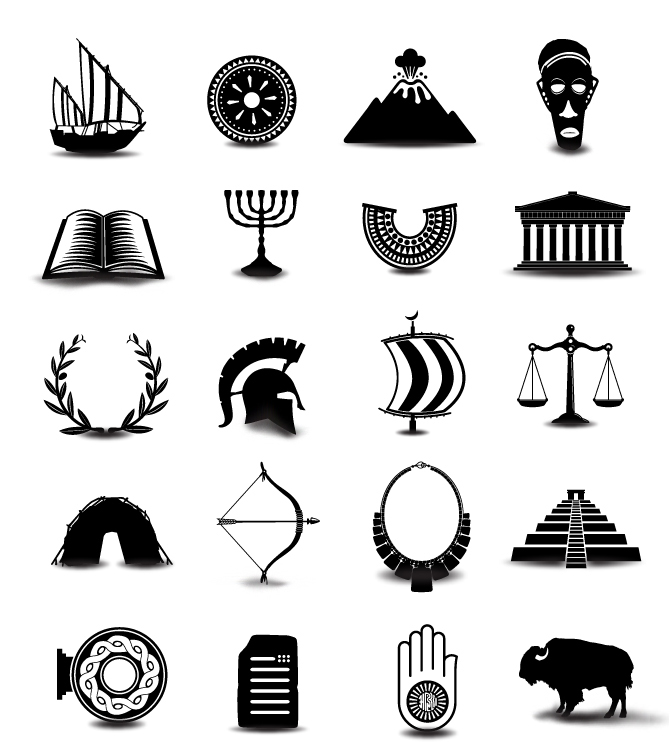 National Geographic Icons Brianmueller
