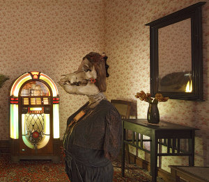 What Is Propane >> Edward Kienholz - The Ship of Fools